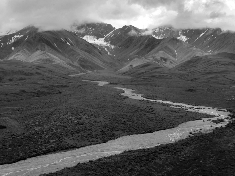 Denali and Denali National Park, Alaska