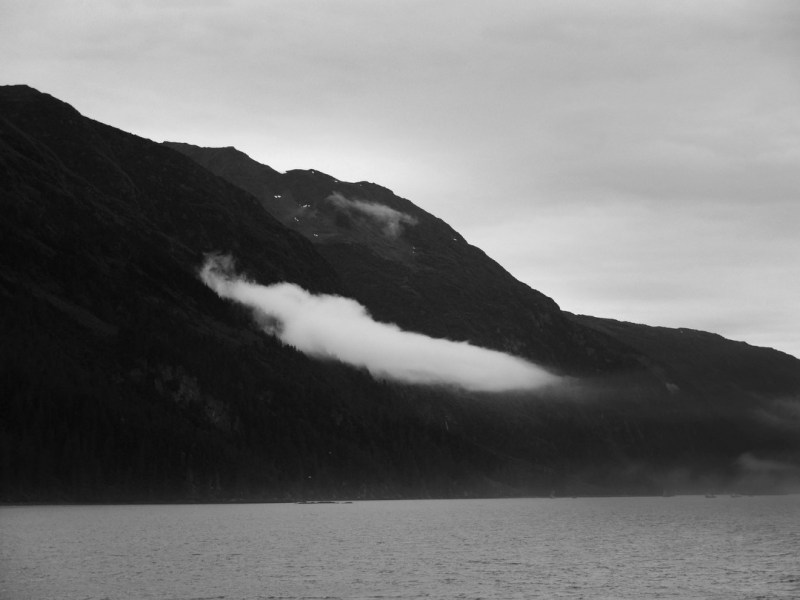 Alaska Valdez AK via Ferry (the Aurora) to Whittier, then a drive to Seward AK and Exit Glacier