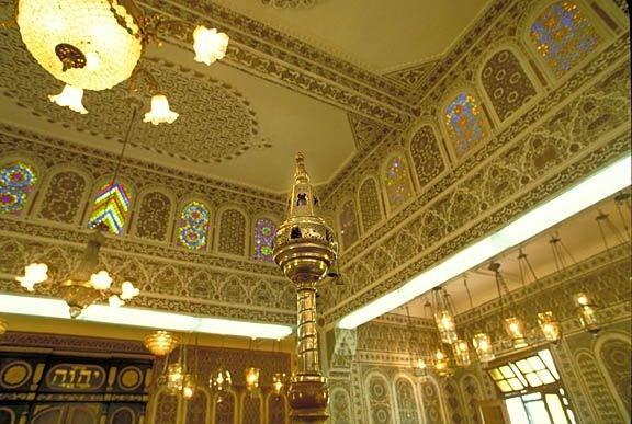 Synagogue_interior_Fez_sm