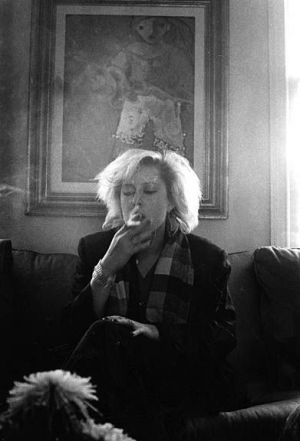 Cynthia smoking at fateful party 001 sm.jpg